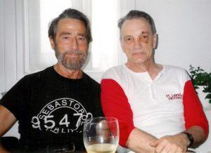 David Bromige & George Bowering